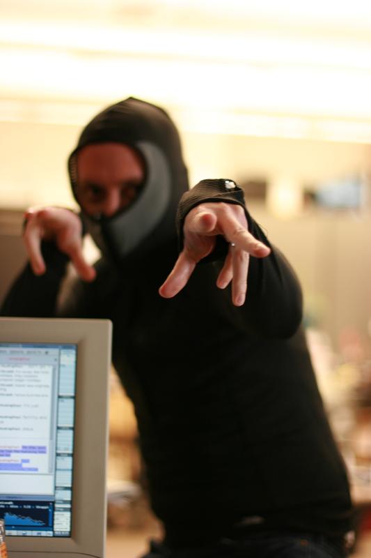 marc raymond: office ninja