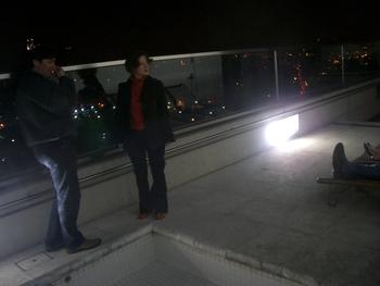 Buenos Aires 2005 - eduardo, sveta, roof