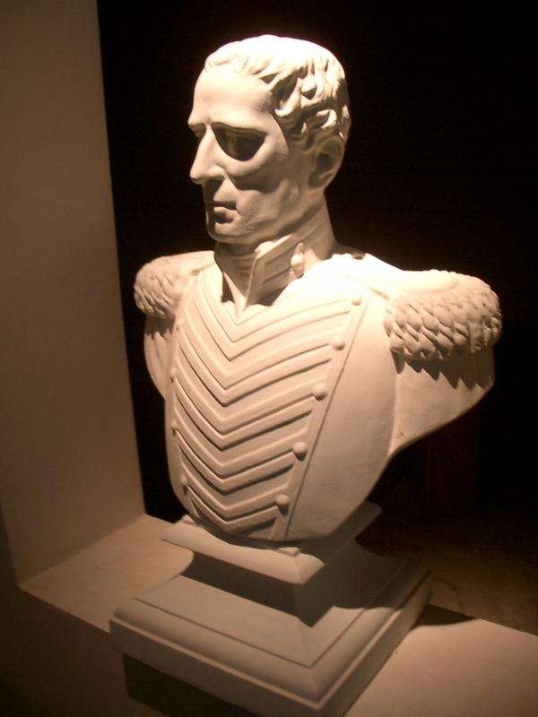 Buenos Aires 2005 - statue