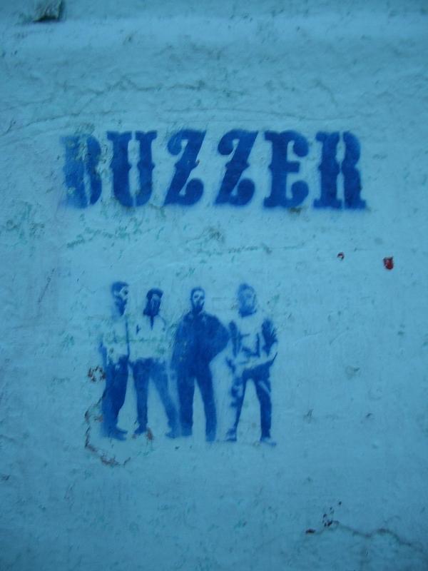 Buenos Aires 2005 - buzzer
