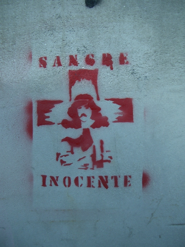 Buenos Aires 2005 - sangre inocente