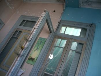 Buenos Aires 2005 - doorframe