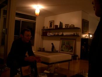 Buenos Aires 2005 - yura, lani, eduardo's apt