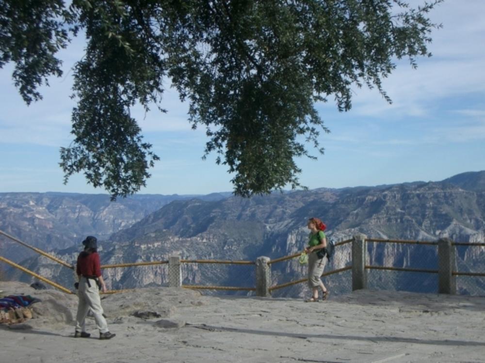 Copper Canyon, Mexico 2004 Trip