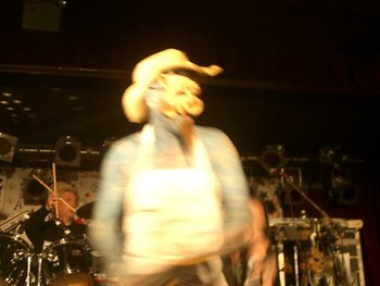 Pigface, NYC, 2005