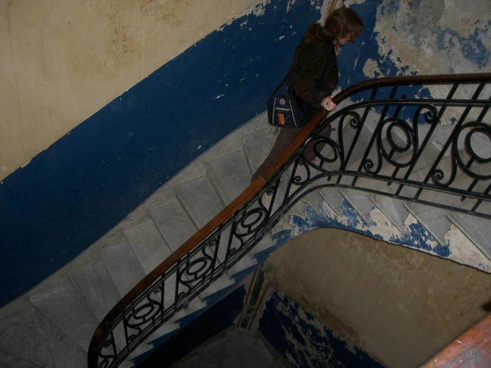 Buenos Aires 2005 - sveta stairs