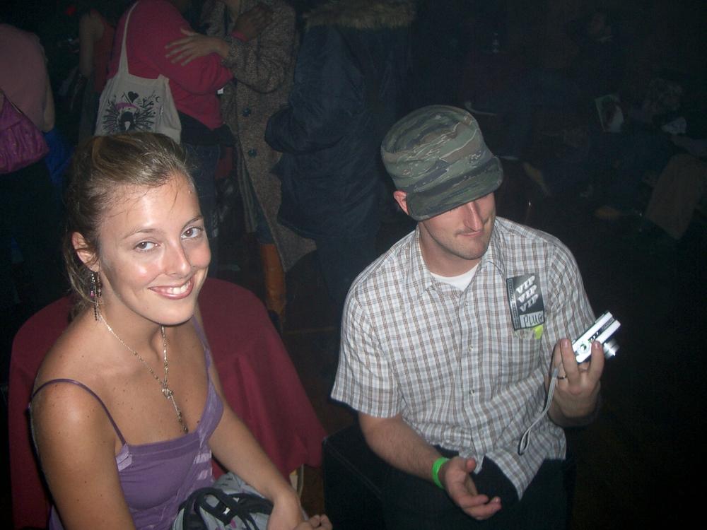 MFR at the 2006 PLUG awards