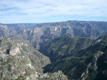 Copper Canyon, Mexico 2004 Trip