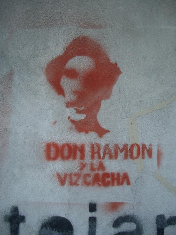 Buenos Aires 2005 - don ramon y la viz cacha
