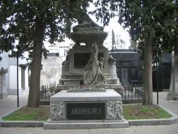 Buenos Aires 2005 - recoleta cemetery 12