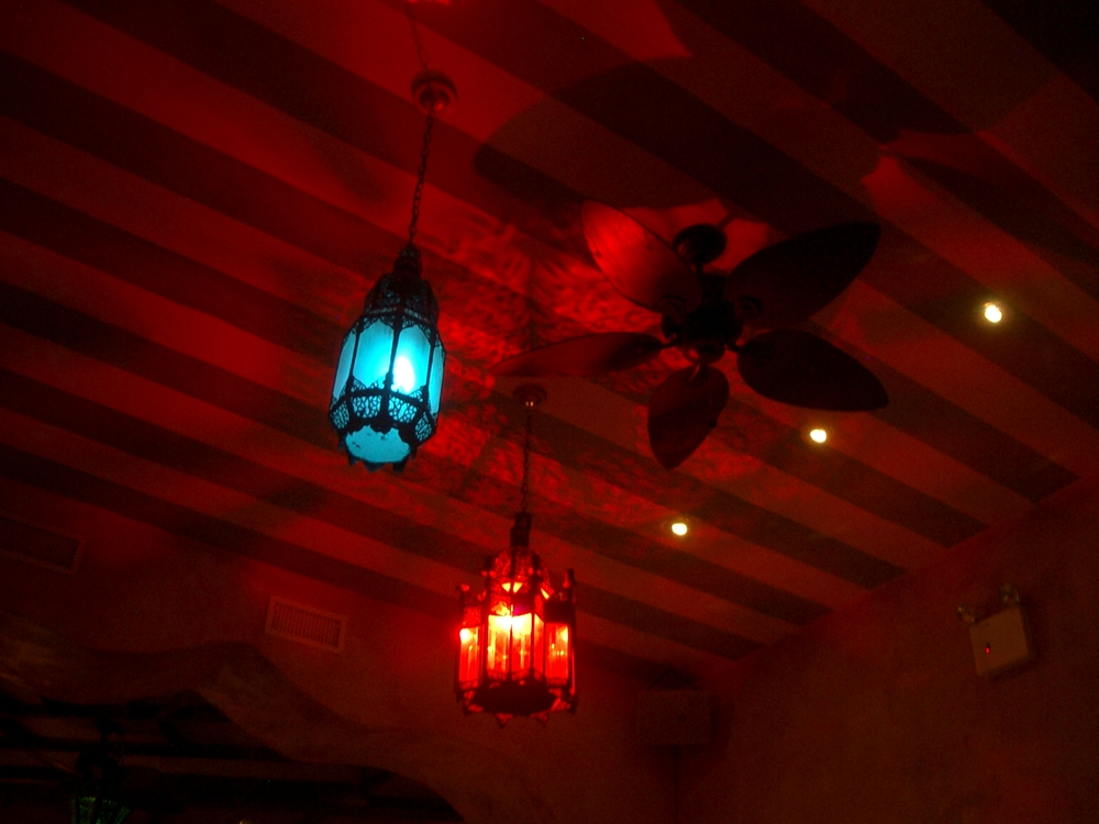 the lights of casbah rouge
