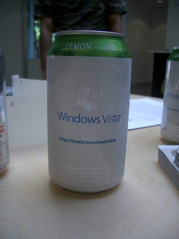 Vista Soda