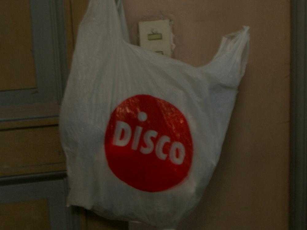 Buenos Aires 2005 - disco bag