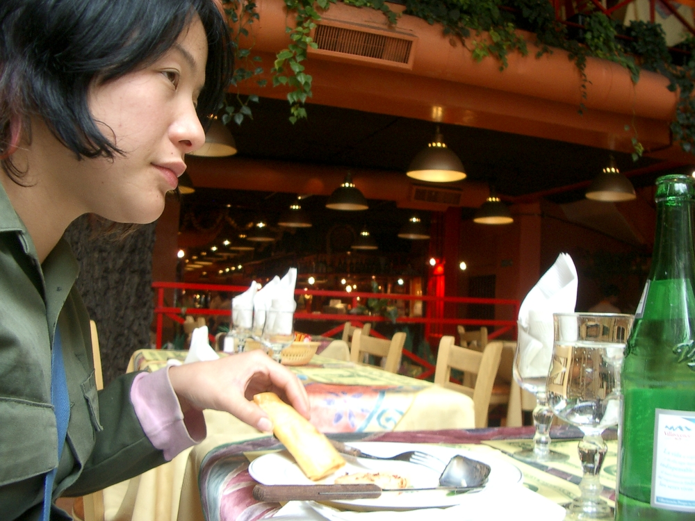 Buenos Aires 2005 - lani in grants