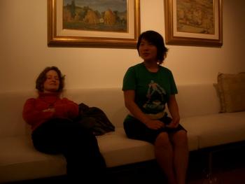 Buenos Aires 2005 - lani, sveta 2