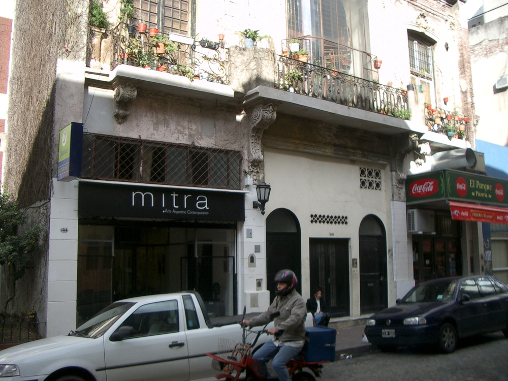 Buenos Aires 2005 - mitra