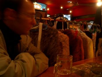 Buenos Aires 2005 - clothes bar