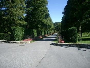 Longwood Gardens, September 2004