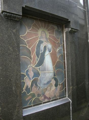 Buenos Aires 2005 - recoleta cemetery 21