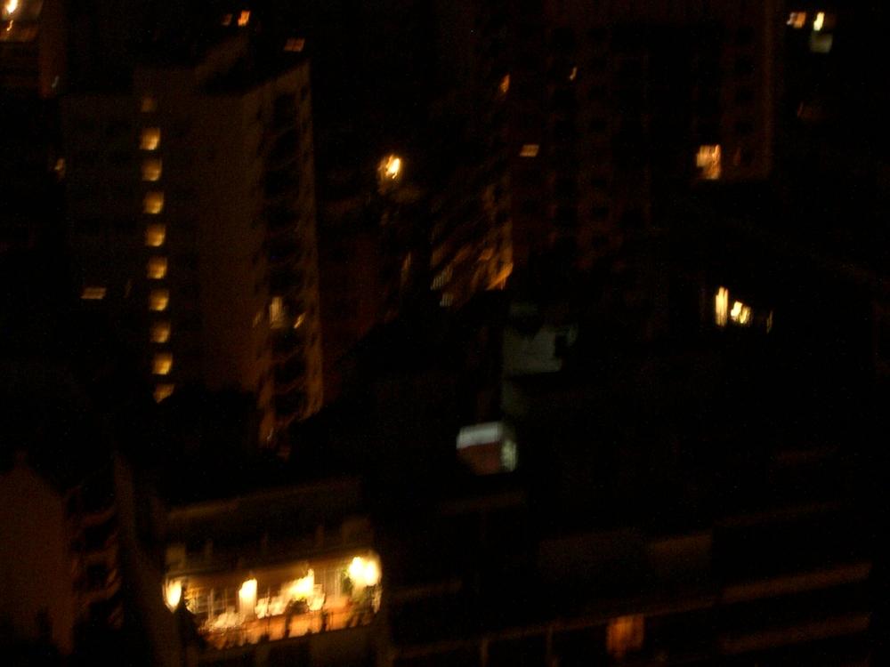 Buenos Aires 2005 - night skyline 13
