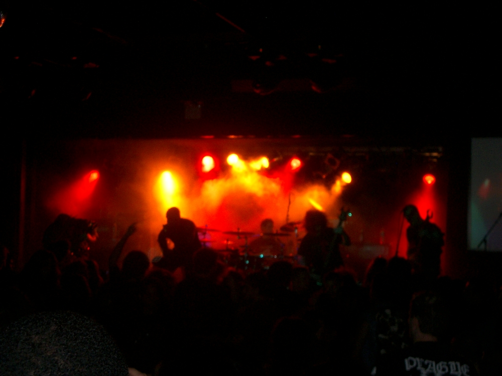 Dismember + Vital Remains + Grave, NYC 2006
