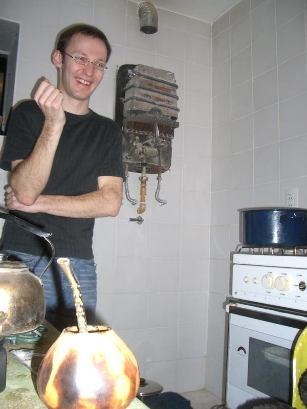Buenos Aires 2005 - yura kitchen