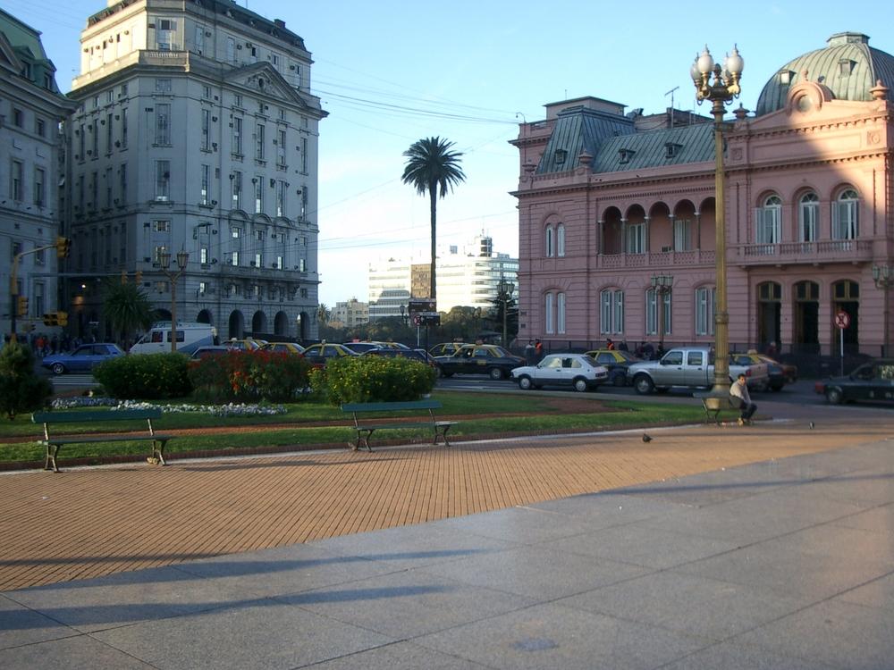 Buenos Aires 2005 - Casa Rosada