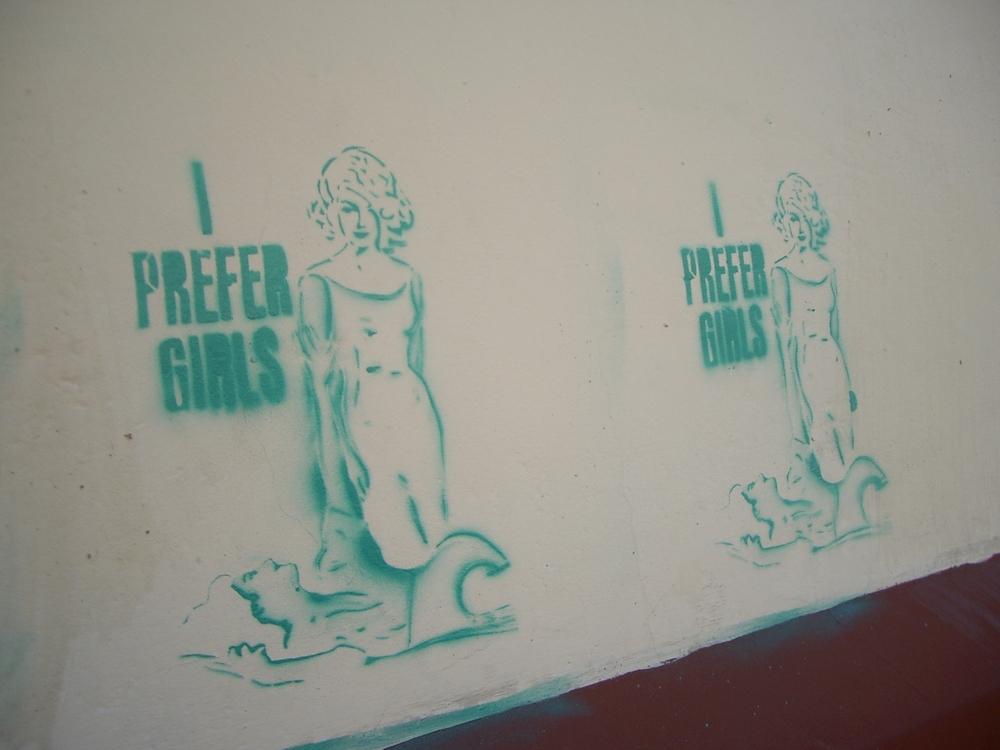 Buenos Aires 2005 - i prefer girls