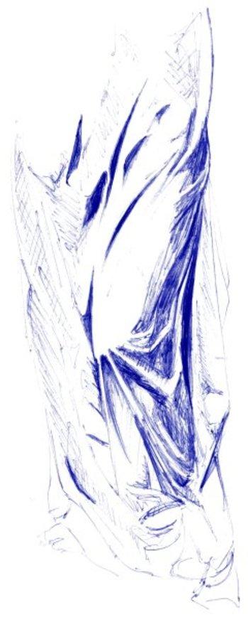 statue drapery