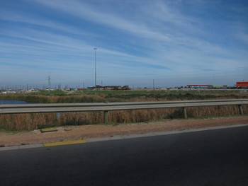 Town 2 clinic from the highway