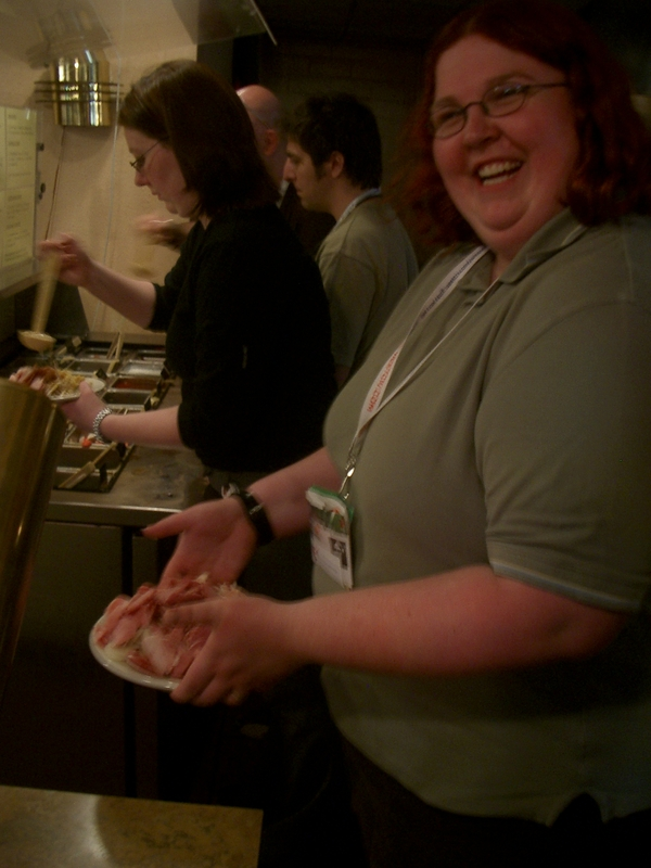 Meri's Plate 'O Meat