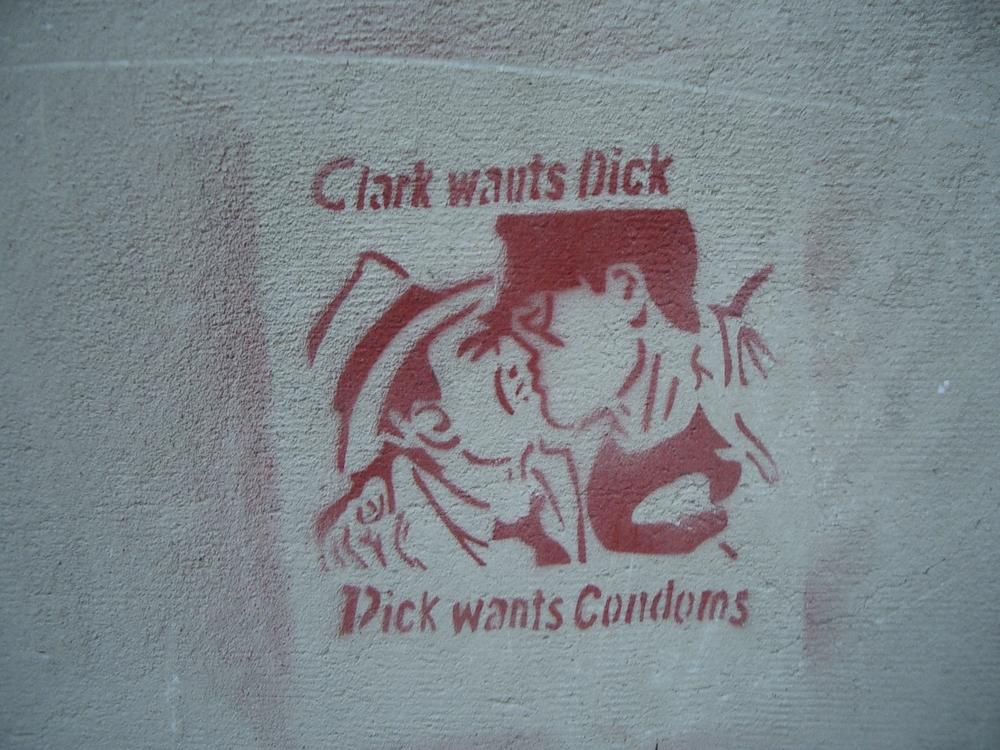 Buenos Aires 2005 - clark wants dick