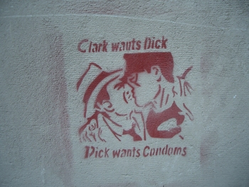 Buenos Aires 2005 - clark wants dick