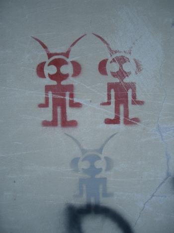 Buenos Aires 2005 - robots