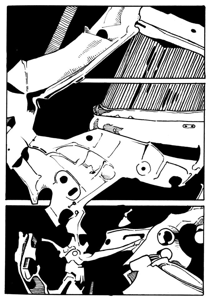 Error And Annihilation: Page 47