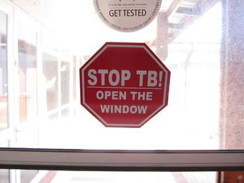STOP TB!