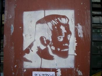 Buenos Aires 2005 - frankenstein