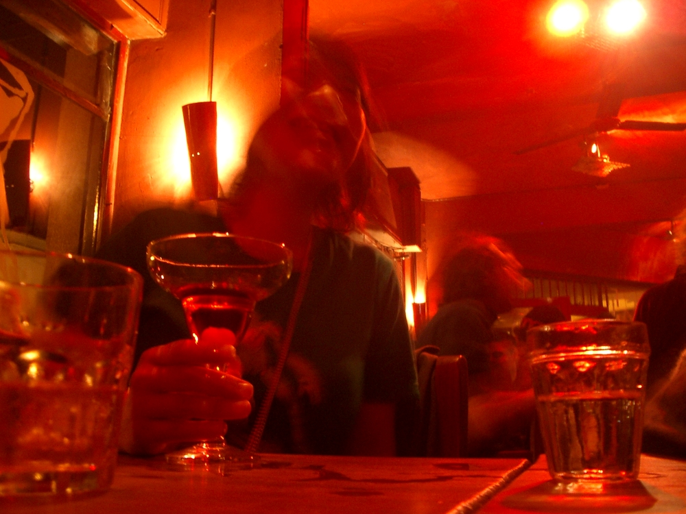 Buenos Aires 2005 - lani, bar