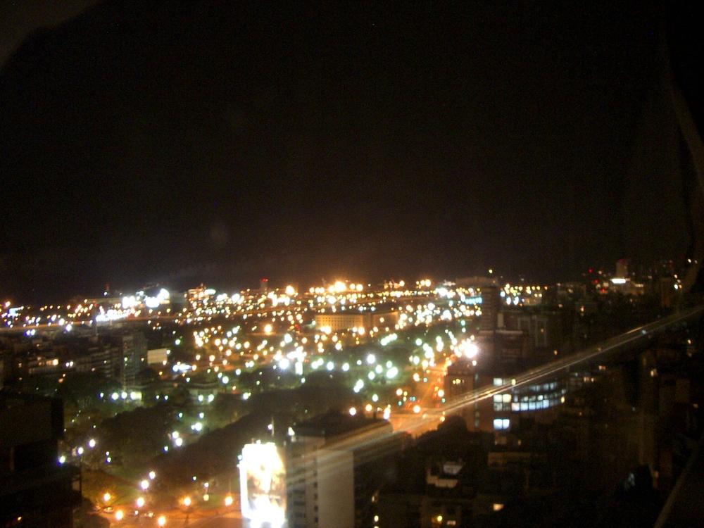 Buenos Aires 2005 - night skyline 5