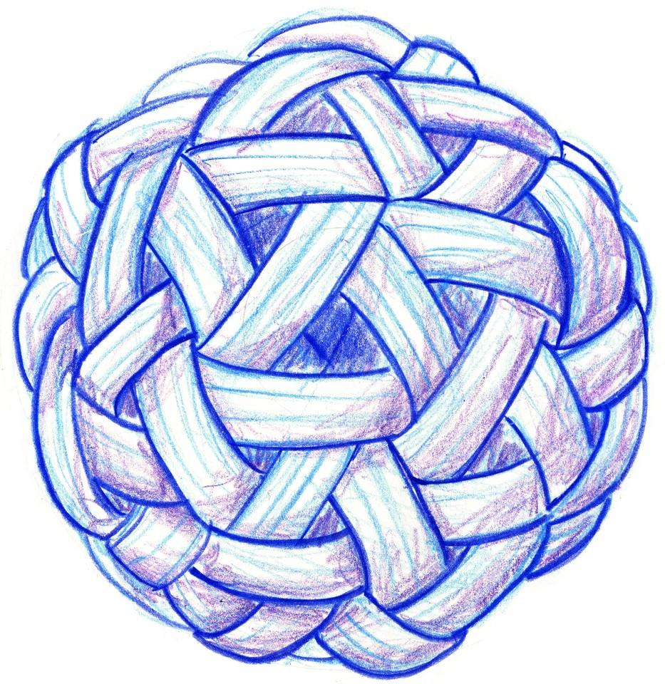 spherical weave