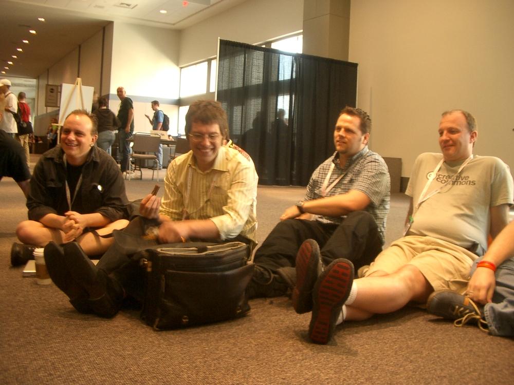 WaSP pre-meeting meeting