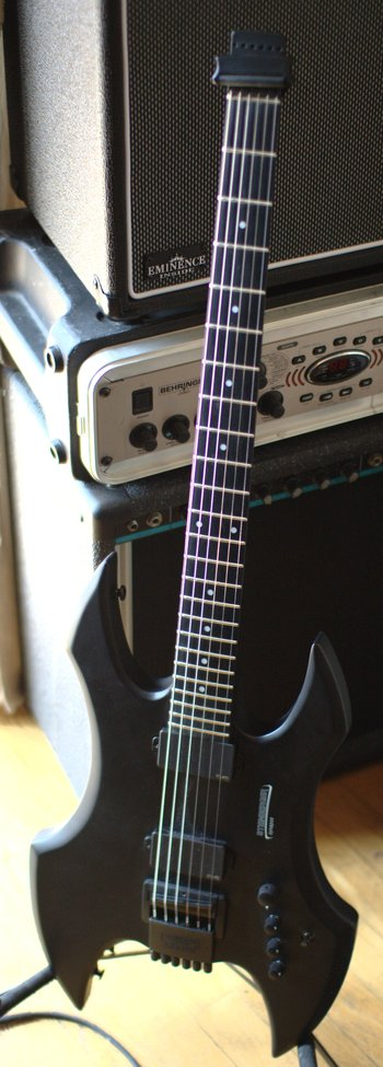 Steinberger Synapse TranScale Demon SD-2FPA
