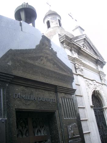 Buenos Aires 2005 - Evita's Tomb