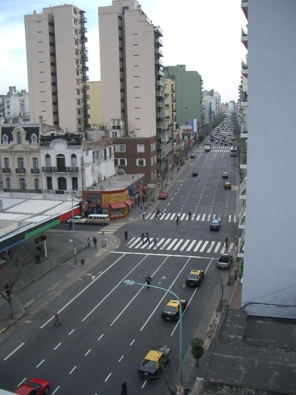 Buenos Aires 2005 - independencia