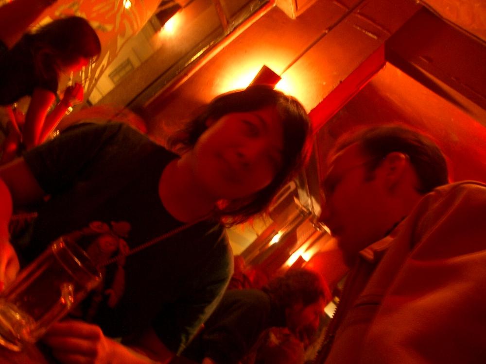 Buenos Aires 2005 - lani, yura, bar