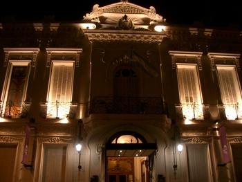 Buenos Aires 2005 - tango central