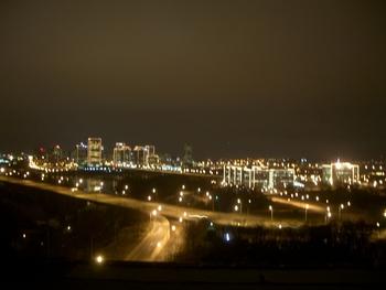 richmond skyline